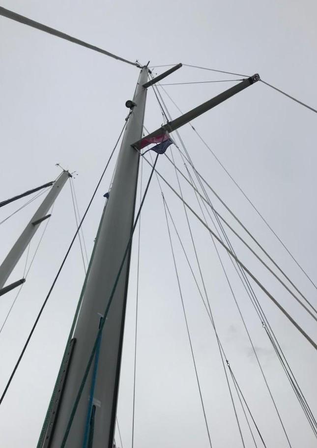 Sparcraft mast set